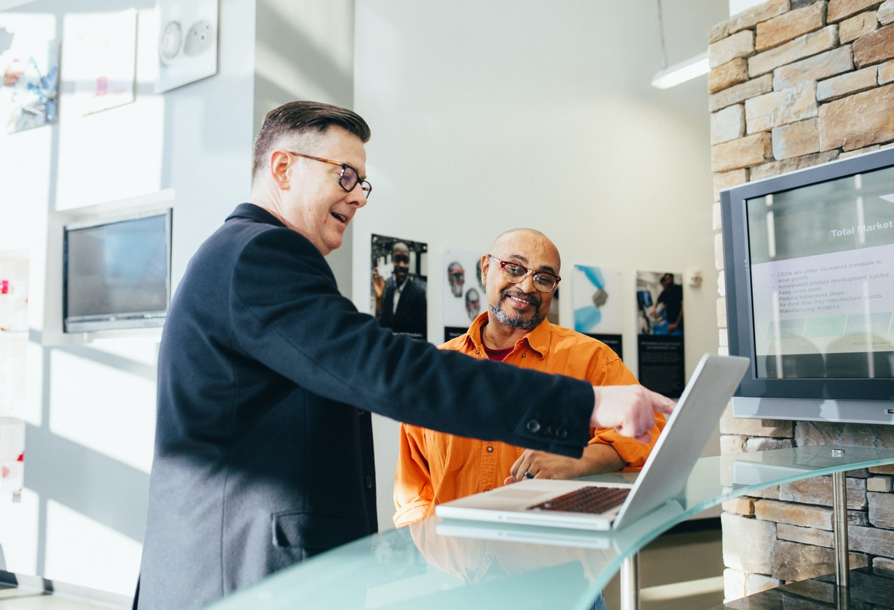 HR rekrutteringssystem